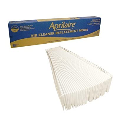 Aprilaire 401 Replacement Filter - 2 Pack