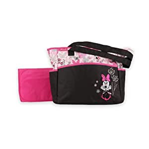 Amazon Com Diaper Bag Amp Changing Pad Minnie Mouse