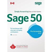 Sage 50 Pro Accounting 2014