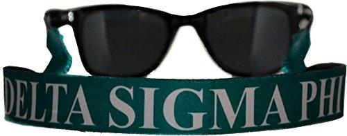 (Delta Sigma Phi - Sunglass Strap - Two Color)