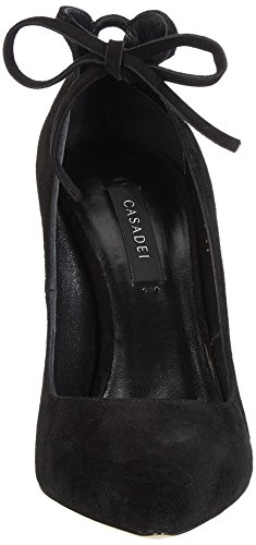 Casadei Damen 1f246 Pumps Zwart (black)