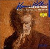 """""""ベートーヴェン : ピアノ・ソナタ第30番,第31番,第32番""""(ポリーニ(マウリチオ)/ベートーヴェン)"""