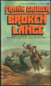 book cover of Broken Lance