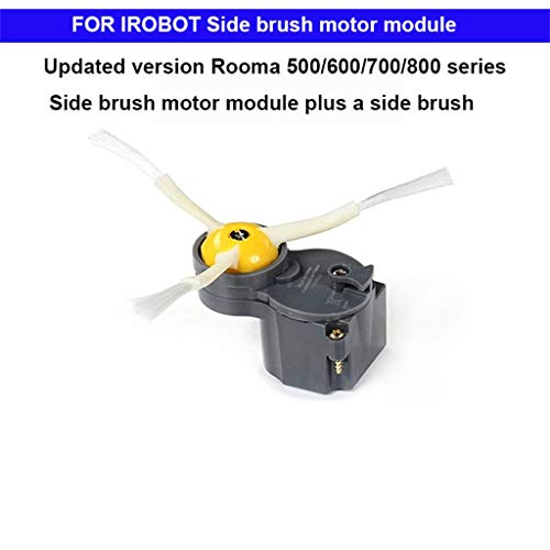 ️ Yu2d ❤️❤️ ️Side Brush Motor Module & Side Brush for Roomba 500/600/700/800 Vacuum Cleaner