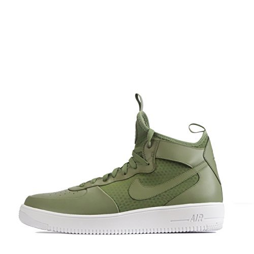 Nike Ultraforce Air Force 1 Ultraforce Nike Mid para Hombre Botines Palmera Verde 0392f8