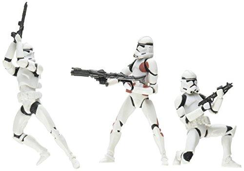 Star Wars Revenge of the Sith - Clone Trooper 3pk