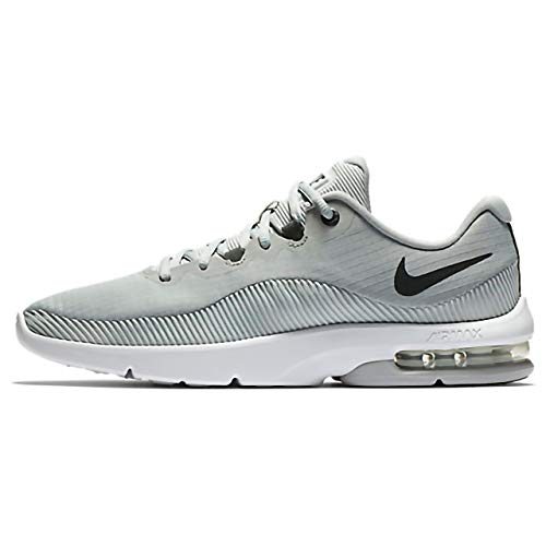 Nike Mens AIR MAX Advantage 2 Wolf Grey Anthracite White Size 9 6281c0a3c