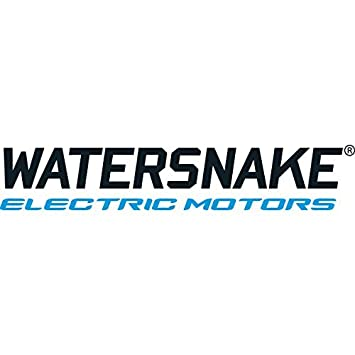 Watersnake T18 ASP 18 lb. Thrust 12V Electric Trolling Motor with 24 Shaft with Kayak Bracket
