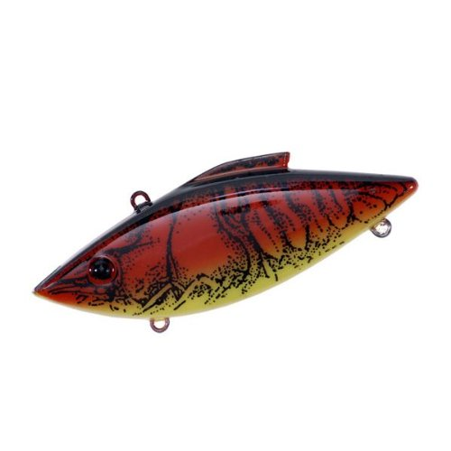Rat Floating L-trap (Rat-L-Trap Lures 1/4-Ounce Mini Trap (Red Crawfish/Chartreuse Belly))