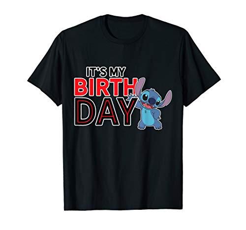 (Disney Lilo and Stitch Happy Birthday)
