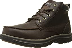 Skechers Relaxed Fit Segment Barillo Mens Chukka Boots Brown 11