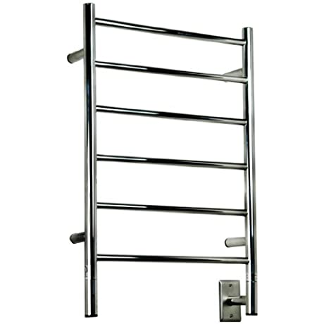 Amba JSP 20 20 1 2 Inch X 31 Inch Straight Towel Warmer Polished
