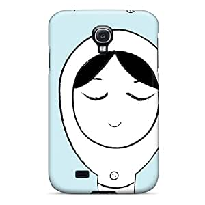 Premium UGVBANR406wfspf Case With Scratch-resistant/ She Loved You Case Cover For Galaxy S4
