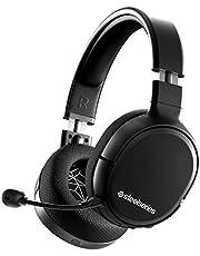 SteelSeries Arctis 1 Wireless - Kablosuz Oyun Kulaklığı - USB-C Kablosuz - Çıkarılabilir ClearCast Mikrofon - PC, PS4, Nintendo Switch, Android için