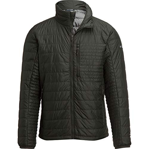 Columbia Wilderness Trail Insulated Jacket - Men's Gravel, M