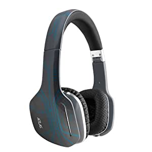 MEE audio Atlas Orion IML Graphics On-Ear Headphones with Headset Functionality