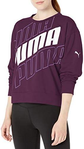 PUMA Women`s Modern Sport Crew Sweatshirt