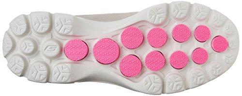 Skechers Go Walk 3revive - Zapatillas Mujer Natural