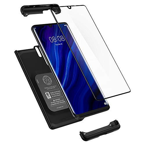 Spigen Thin Fit 360 Designed for Huawei P30 Pro Case (2019) - Black