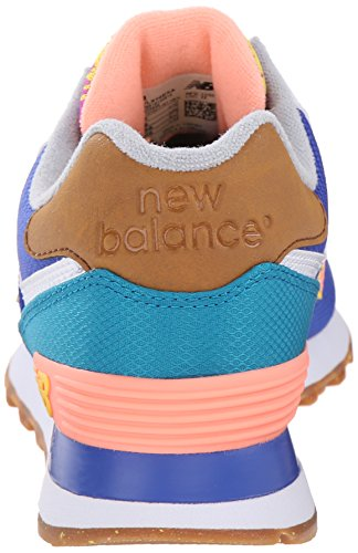 Gymnastics Blue New Women's Balance Multicoloured Nbwl574tpa Green txXq6RX4