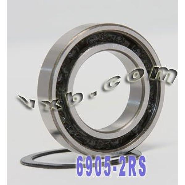 PFI BEARING 6905-2RSC3  25x42x9mm