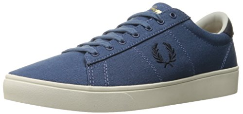 Fred Perry Spencer Canvas Midnight Blue Blue