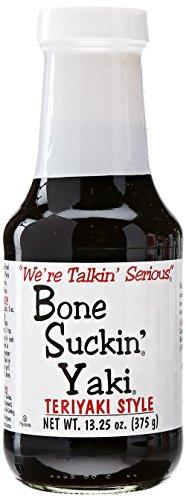 Bone Suckin Sauce Chicken Barbecue Sauce - Bone Suckin' Yaki Sauce