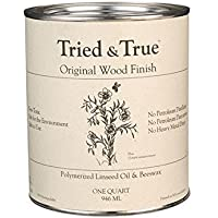 Original Wood Finish, Quart by Tried & True Wood Finish