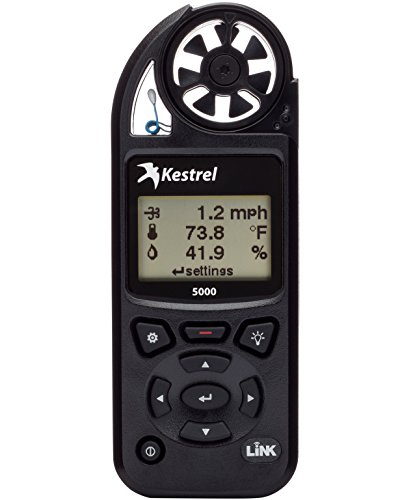 - Kestrel 5000 Environmental Meter with Link