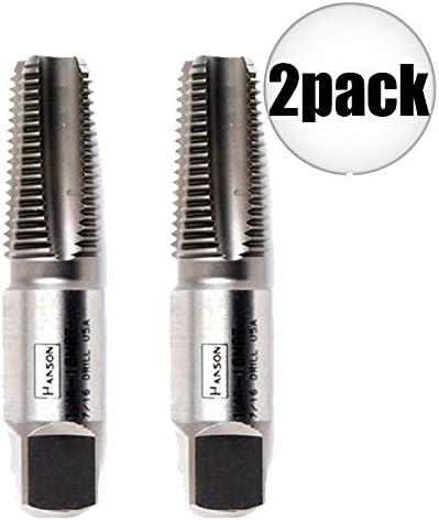 Irwin 8203 1//4 18 NPT Steel Thread Pipe Plug Tap