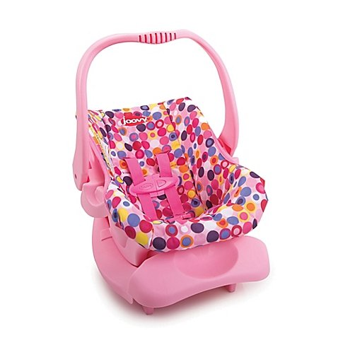 Joovy Toy Infant Car Seat in Pink by Joovy
