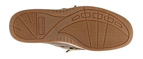 Sperry Top-Sider Damen Rosefish Bootsschuh Taupe / Dunkelbraun