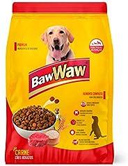 Ração Baw Waw para cães sabor Carne 10.1kg