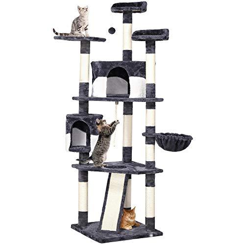 Yaheetech 79in Multi-Level Cat