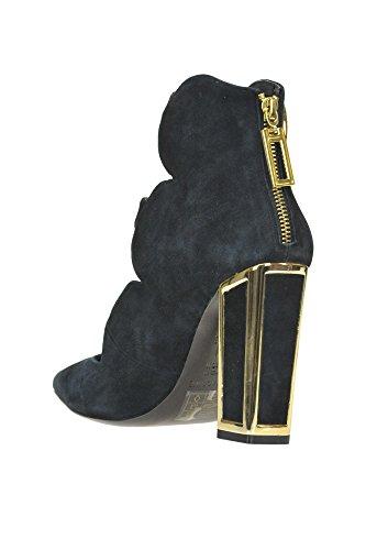 Femme À MCGLCAT04024I Talons Suède Kat Chaussures Noir Maconie 5xHOZqwz