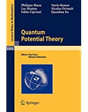 Quantum Potential Theory (Volume 1954)