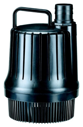 - Danner 02660 3000GPH Magnetic Drive Waterfall Pump