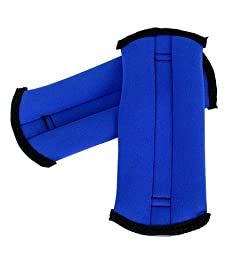 9445 Blue 5lb Wrists Ankle Weights