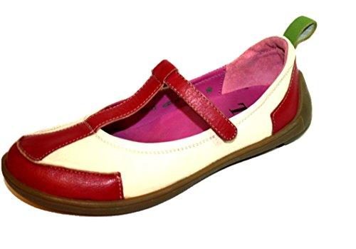 Think Wum 9 84051 29 Scarpe donna semi scarpe./ chiuseuomo, Offweiß / rosa 36,5