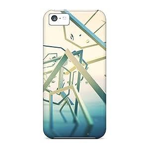 Bernardrmop Perfect Tpu Case For Iphone 5c/ Anti-scratch Protector Case (nanotech)