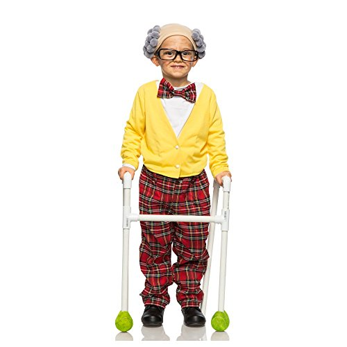 Toddler Old Man Grandpa (Old Man Costume For Boy)