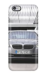 TYH - Aarooyner Perfect Tpu Case For ipod Touch5/ Anti-scratch Protector Case (5 Series Front Speed Silver Official Photos Cars Bmw) phone case
