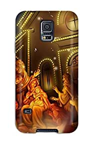 YheVodp26yBBtQ Case Cover For Galaxy S5/ Awesome Phone Case
