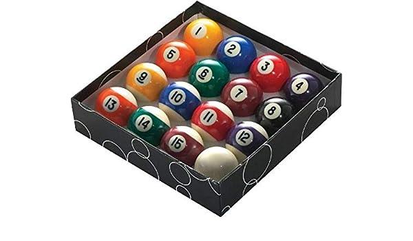POWERGLIDE 57126: Bolas 2 Pool: Amazon.es: Deportes y aire libre