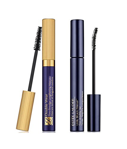 Estee Lauder Layer Your Lashes Duo - Little Black Primer & Double Wear Mascara by Estee Lauder