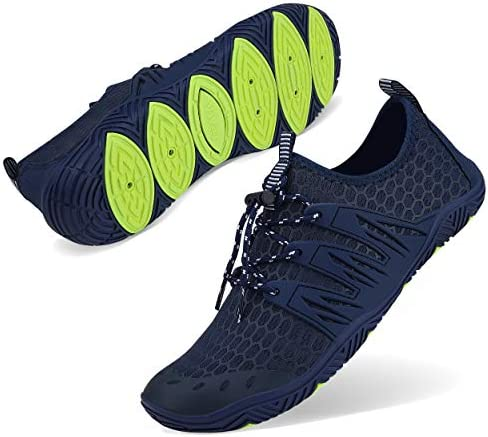 Durable Water Shoes Aqua Socks Barefoot Shoes for Outdoor Beach Swimming