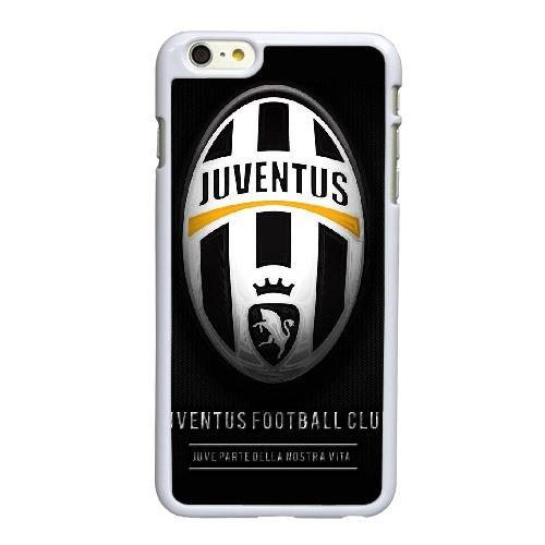 O4B37 Juventus FC Logo S9T6OW coque iPhone 6 4.7 pouces cas de couverture de téléphone portable coque blanche DI1JHO2QZ