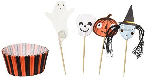 Meri Meri Halloween Cupcake Kit -