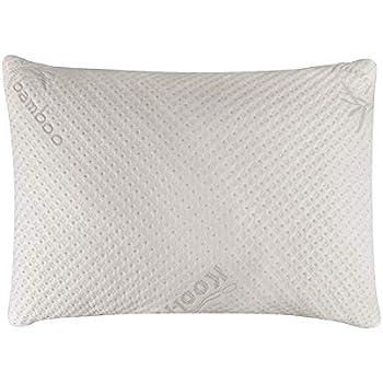 Amazon Com Beyond Down Gel Fiber Side Sleeper Pillow
