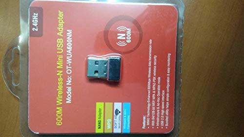 600M Wireless N Mini USB Adapter